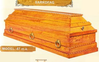 Sakrofag model 87 ma