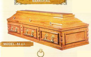 Sakrofag model 84 or