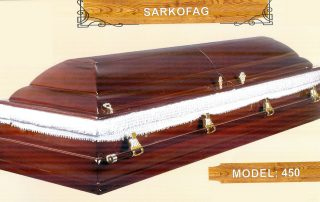 Sarkofag model 450